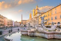 Площад Навона, Рим