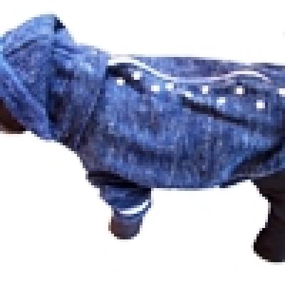 - Жилетка от плат с качулка Код-PN2003