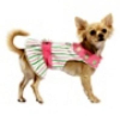 Мода за домашни любимци - Рокли за кучета