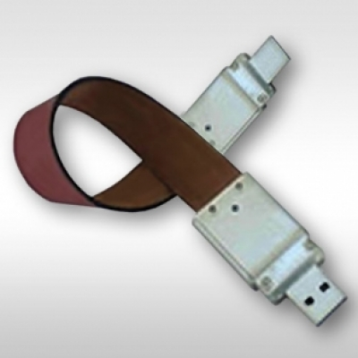 ФЛАШ ПАМЕТИ ВНОС - USB Flash - кожена гривна 536