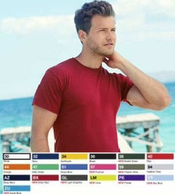 № 74 - Мъжки тениски 135 гр.