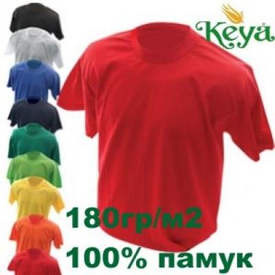 Тениски ТОП КАЧЕСТВО - 180гр текстил 100% пениран памук