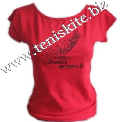 Тениска дамска BP202