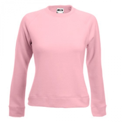Блуза дамска с дълъг ръкав - розова