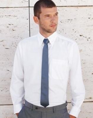 мъжка риза дълъг ръкав Fruit of the Loom - 135 гр