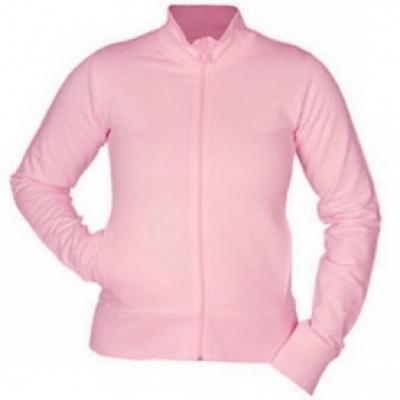Дамски ватени блузи с цип - собствено производство