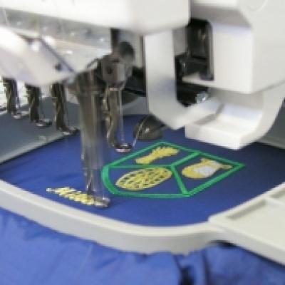 ЦЕНИ за печат на текстил - Бродерия върху тестил