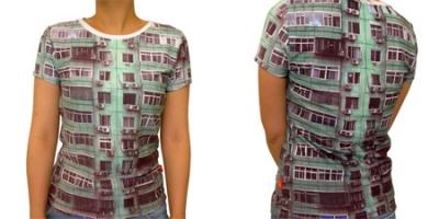 Идеен графичен дизайн на тениски-8