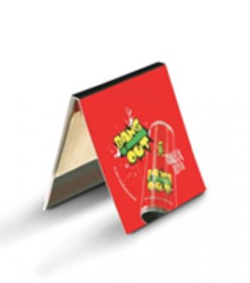 Кибритена книжка 7720-размери 50х55х4-10 клечки