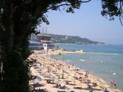 Море - Св. Св. Константин и Елена плаж
