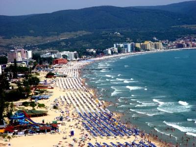 Летние курорты - Солнечный берег