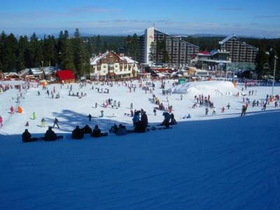 Зимние курорты - Боровец