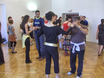 Introduction to Salsa - beginners