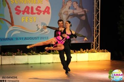 Моника на Летния фестивал във Варна