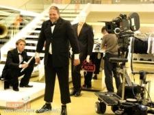 Хамали 007 в смокинги по телевизията