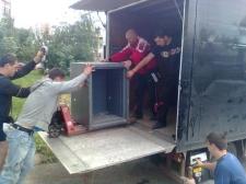 Хамалски услуги за сейфове, каси - Хамали и превоз