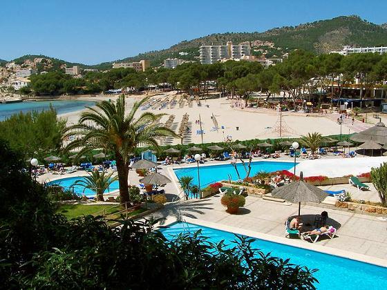 лучшие отели майорки с собственным пляжем
